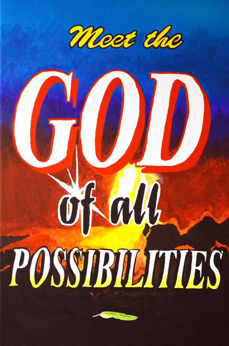 Meet the God of All Possibilities smaller